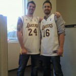 Suns fan lost another bet with me.